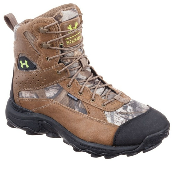 Under armour Bozeman 600 Speed Freek Outdoor Boots 90b4eff8ec